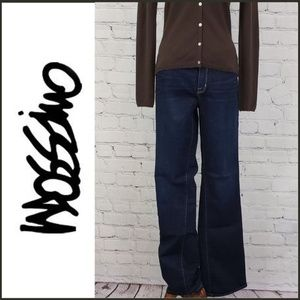 MOSSIMO Modern Bootcut Premium Denim Jean 12 Long
